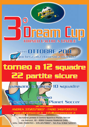 Dream Cup - Vedano al Lambro